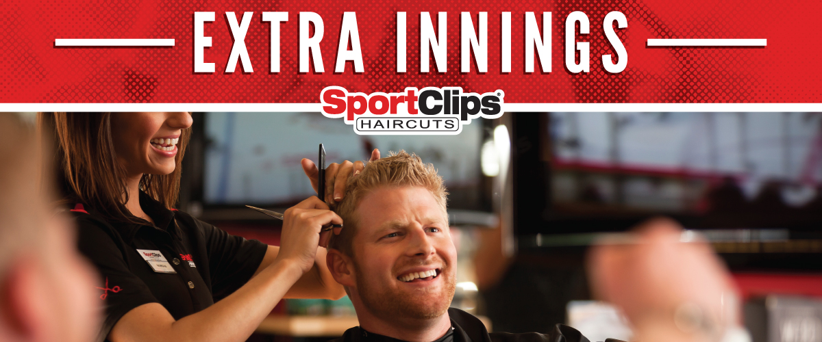 The Sport Clips Haircuts of Wilmington - Porters Neck Center  Extra Innings Offerings